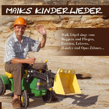 """Maiks Kinderlieder"" bei Amazon"