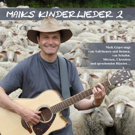 """Maiks Kinderlieder 2"" bei Amazon"